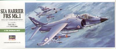 B05 - BAe Sea Harrier FRS.1 1/72