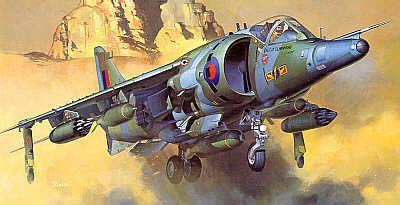 B06 - BAe Harrier GR.3 1/72