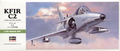 B07 - IAF KFIR C-2 1/72