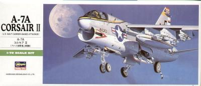 B08 - Vought A-7A Corsair II 1/72