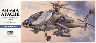 D06 - Hughes AH-64A Apache 1/72