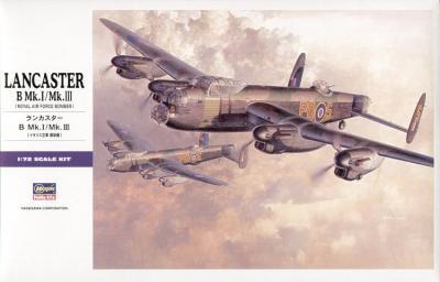 E23 - Avro Lancaster B.I/III 1/72