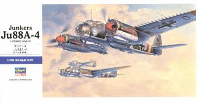 E25 - Junkers Ju 88A-4 1/72