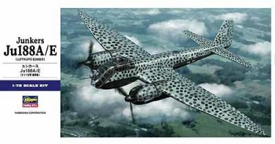 E33 - Junkers Ju 188A / Ju 188E 1/72