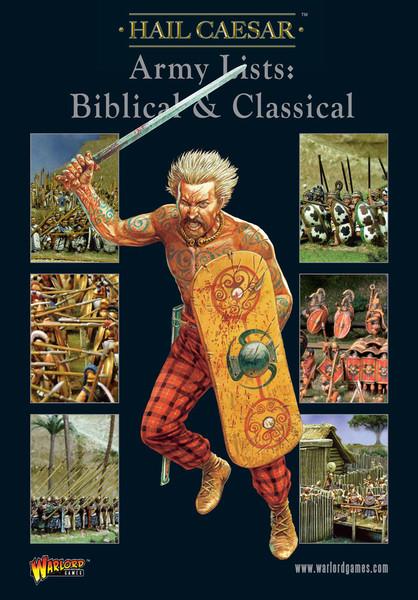 Hail caesar army lists volume 1 biblical classical 7121 p grande