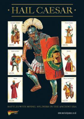Hail Caesar (192 page hardback)