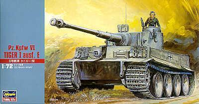 MT008 - Pz.Kpfw.VI Tiger 1E 1/72