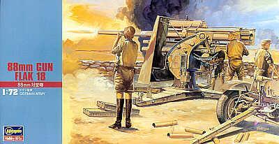 MT010 - 88mm Gun Flak 18 1/72