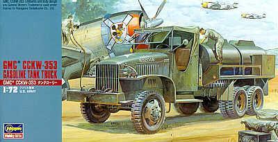 MT021 - GMC Gasoline Truck 1/72