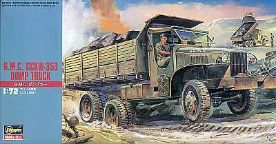 MT022 - GMC Dump Truck 1/72
