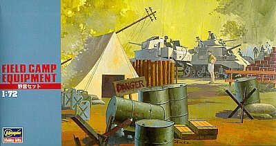 MT032 - Field Camp set 1/72