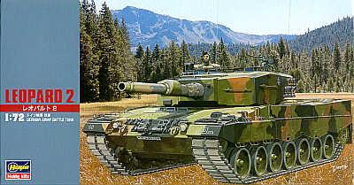 MT034 - Leopard II 1/72