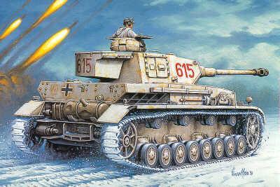 MT043 - Pz.Kpfw.IV Ausf.G 1/72