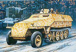 MT044 - German Sd.Kfz.251/1 Ausf.D 1/72