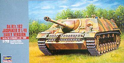 MT049 - Sd.Kfz.162 JagdPanzer IV L/48 'Early Version' 1/72