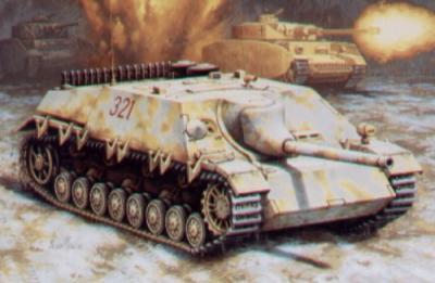 MT051 - Sd.Kfz.162 Jagdpanzer IV L/48 late version 1/72