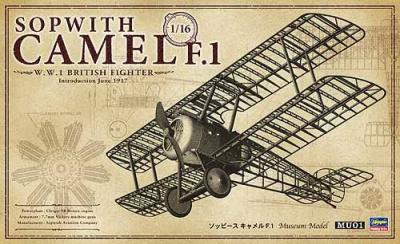 MU01 - Sopwith Camel F.1 1/16