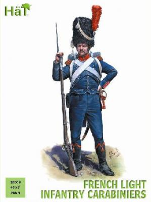 28009 - French Light Infantry Carabiniers 28mm