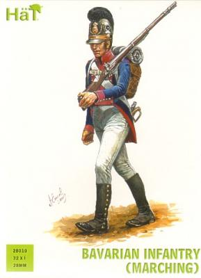 28010 - Bavarian Infantry (Marching) 28mm