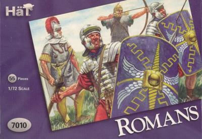 7010 - Romains 1/72