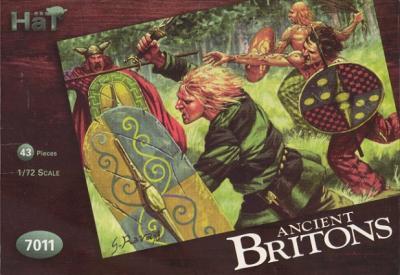 7011 - Ancient Britons 1/72
