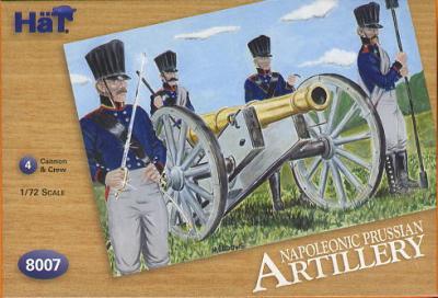 8007 - Artillerie prussienne 1/72