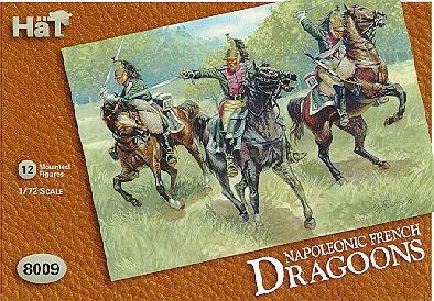 8009 - Dragons français 1/72