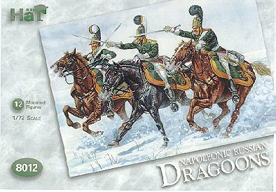 8012 - Dragons russes 1/72