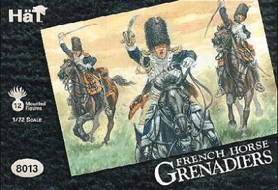 8013 - Grenadiers à cheval français 1/72
