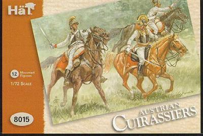 8015 - Cuirassiers autrichiens 1/72