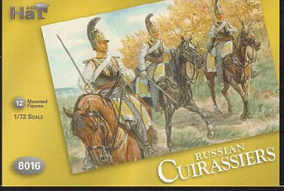 8016 - Cuirassiers russes 1/72
