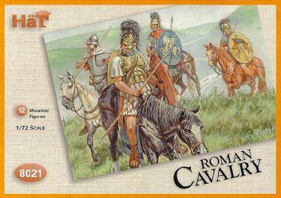 8021 - Cavalerie romaine guerres puniques 1/72
