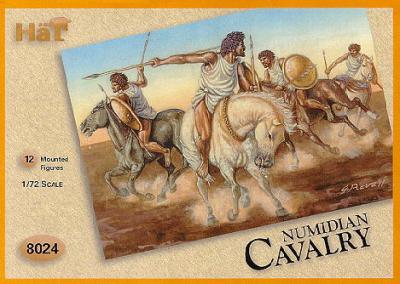 8024 - Cavalerie Numide 1/72