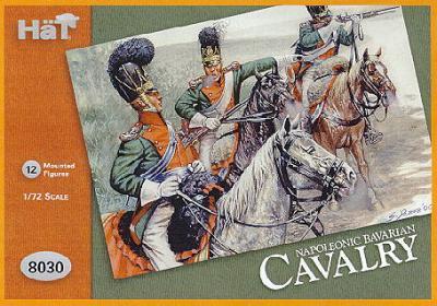 8030 - Cavalerie bavaroise 1/72
