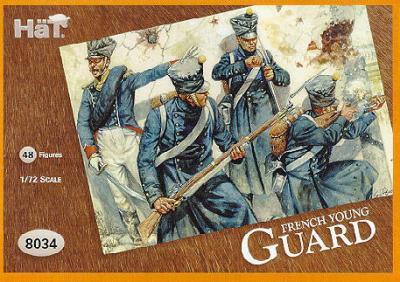 8034 - Jeune garde française 1/72