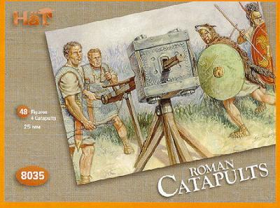8035 - Catapultes romaines 1/72