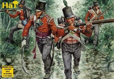 8036 - Infanterie légère anglais 1/72