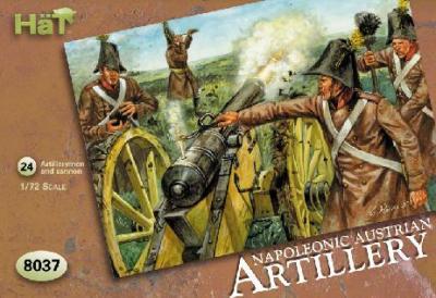 8037 - Artillerie autrichienne 1/72