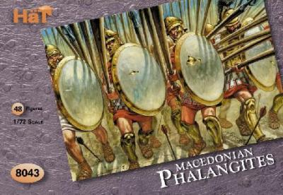 8043 - Phalanges macédoniennes 1/72