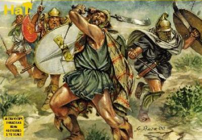 8046 - Thraces d'Alexandre 1/72