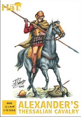 8048 - Cavalerie thessalienne d'Alexandre 1/72