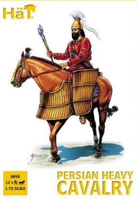 8050 - Cavalerie lourde perse 1/72