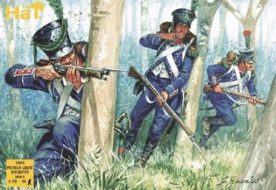 8063 - Infanterie légère française 1805 1/72