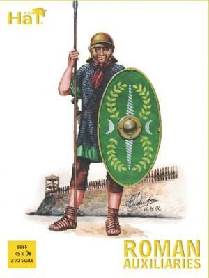 8065 - Auxiliaires romains impériaux 1/72