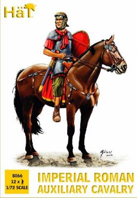 8066 - Imperial Roman Auxiliary Cavalry 1/72