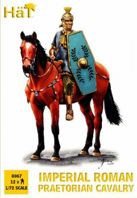 8067 - Imperial Roman Praetorian Cavalry 1/72
