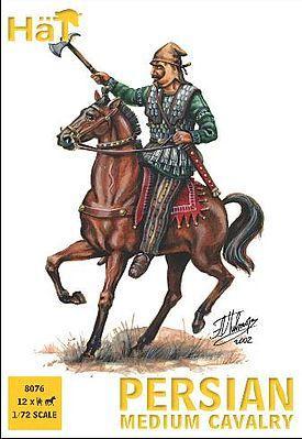 8076 - Cavalerie moyenne perse 1/72