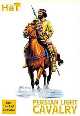 8077 - Cavalerie légère perse 1/72