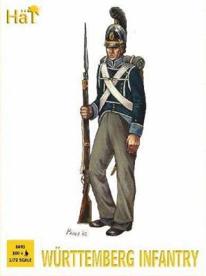 8093 - Infanterie Würtembergeoise 1/72