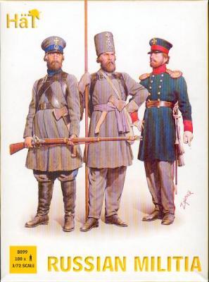 8099 - Milice russe 1/72